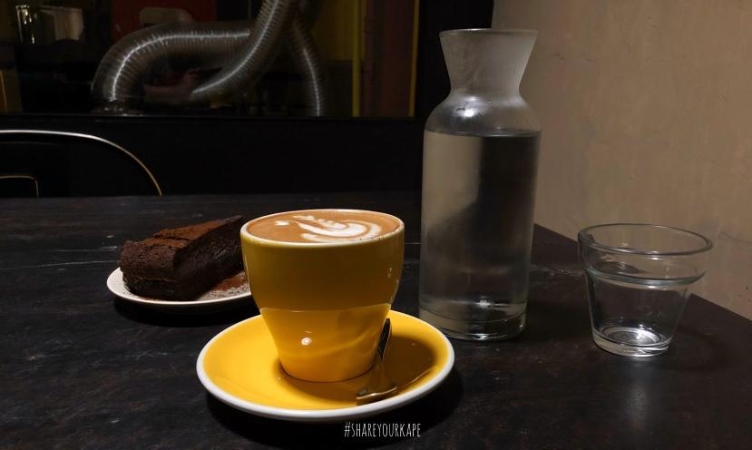 shareyourkape drinkEACHcoffee yungkapemalamigna