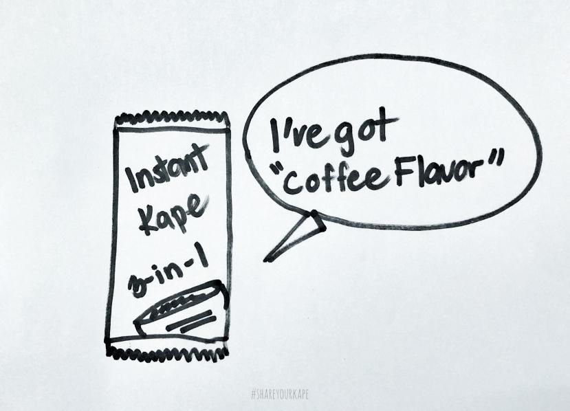 #shareyourkape #instantcoffeechronicles