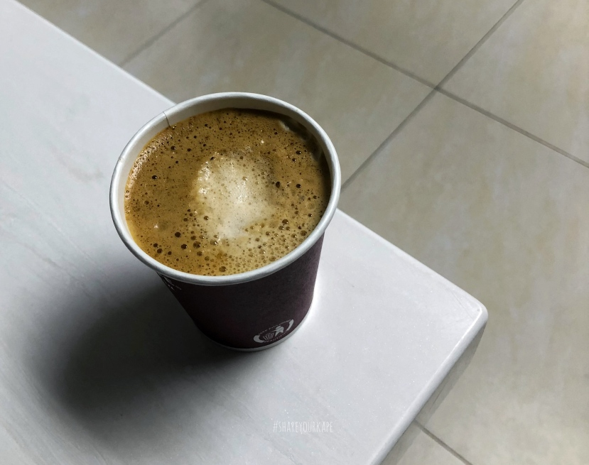 #shareyourkape #instantcoffeeisitkape #officevendocoffee