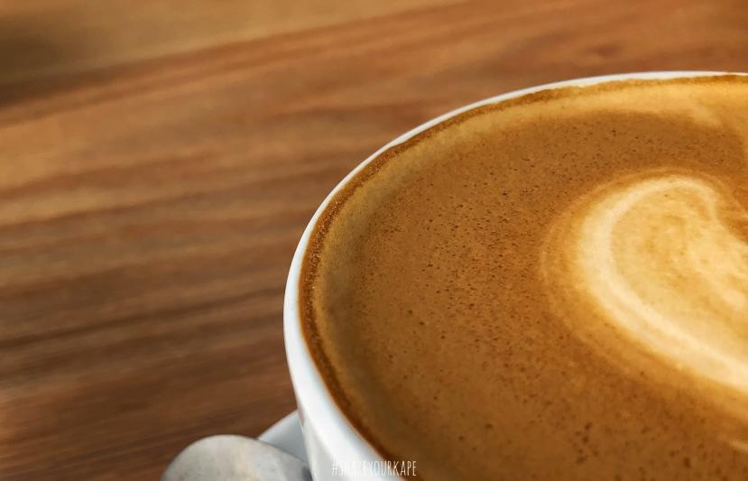 Costa Coffee shareyourkape flat white