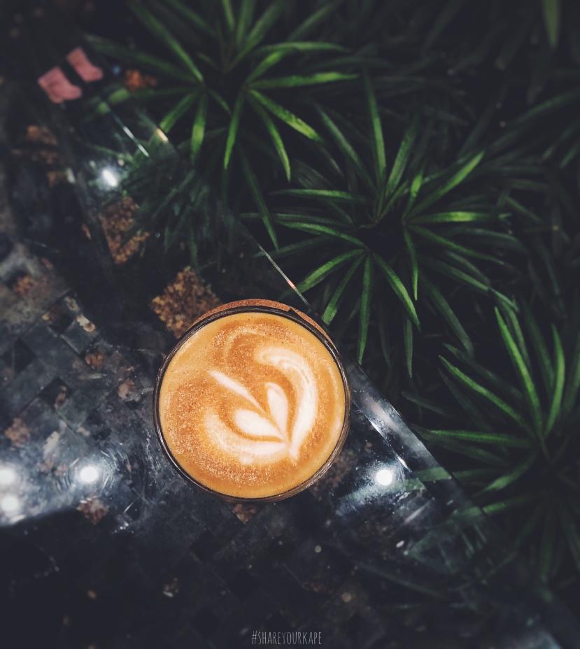 #shareyourkape #hustlecafe #sagadacoffee