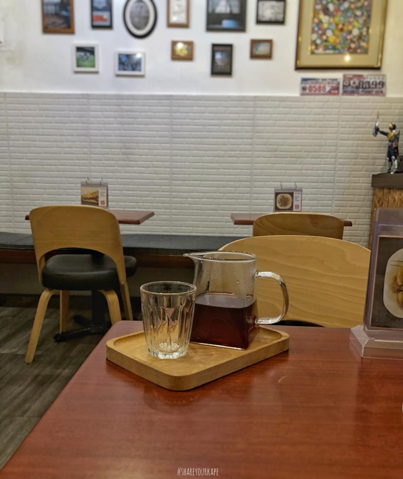 #shareyourkape #uggycafe #specialtycoffeeangono #hambelacoffee #ethiopiacoffee #pourovercoffee