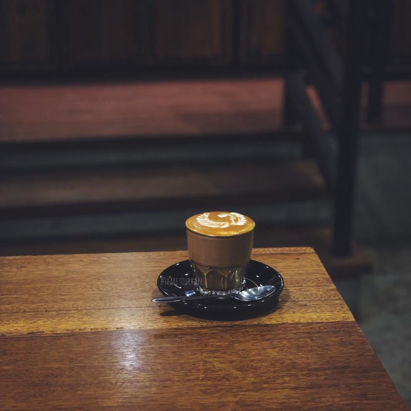 #shareyourkape #satchmicoffee #theSYKtest