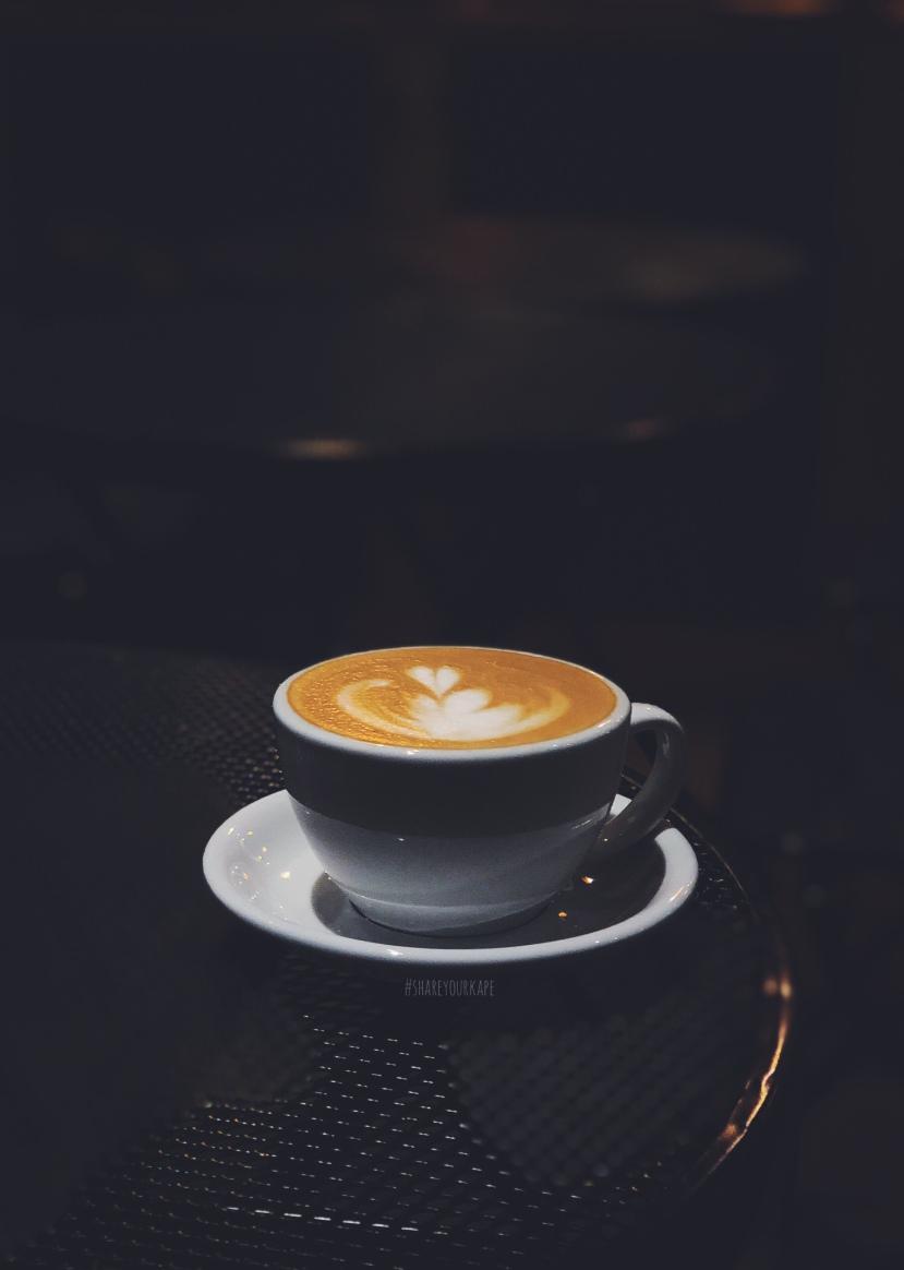 #shareyourkape #cafeMOH #momentofhappiness #spanishlatte #CafeMOHspanishlatte