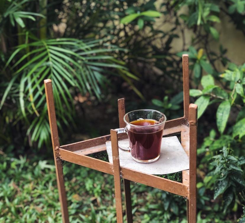 #shareyourkape #gardenkape #coffeeinthegarden #columbiasupremo #boxobeans