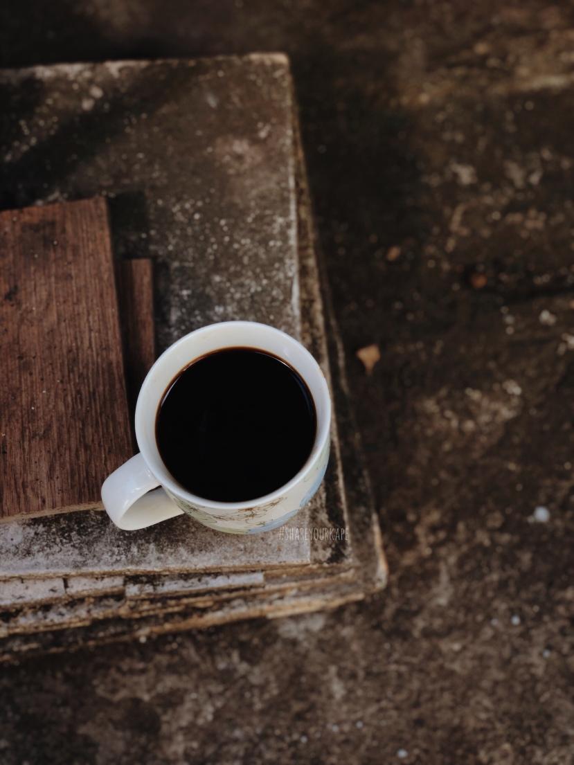 #shareyourkape #kapenatics #gardencoffee