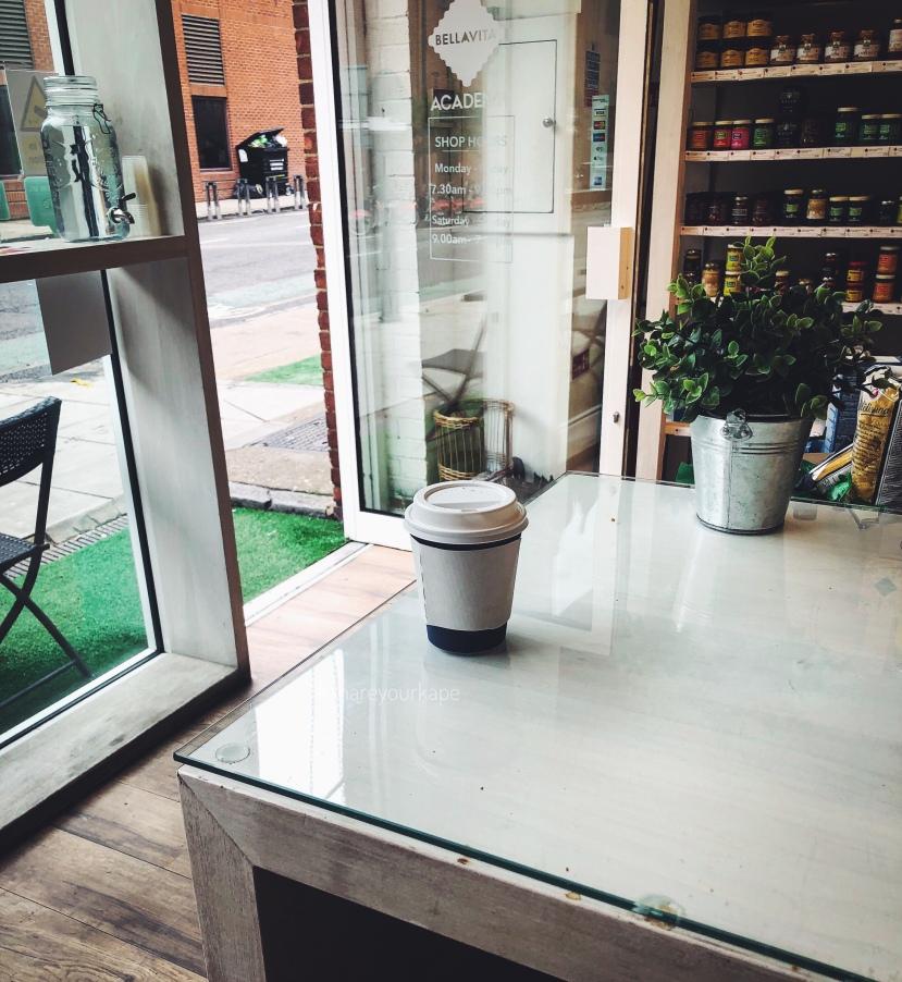 #shareyourkape #londonbaby #kapesalondon #blackespresso