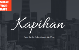 ShareYourKape weekly coffee news Kapihan