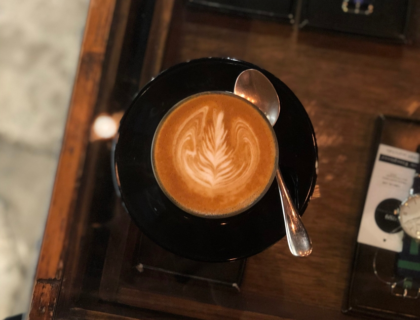 #shareyourkape Flat White Satchmi Store Megamall Coffee