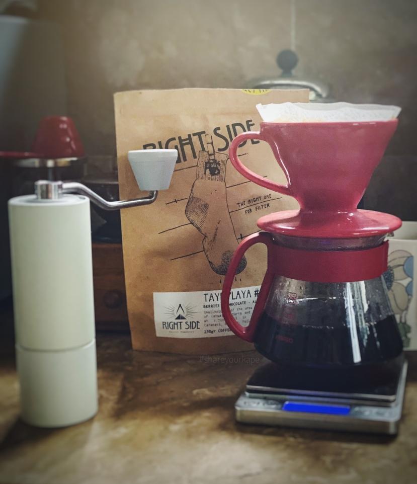 #shareyourkape #coffeeinthetimeofcovid19 #coffeeathome #coffeeonlock