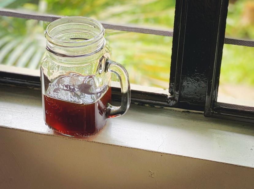 #shareyourkape #coffeeonlock #lakbaybrew