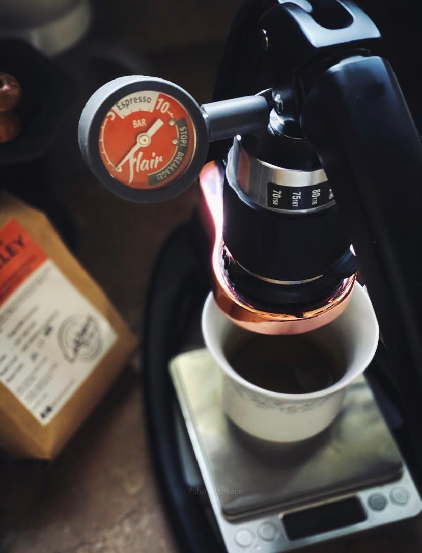 #shareyourkape #flairespressomaker #eticalifestyleph