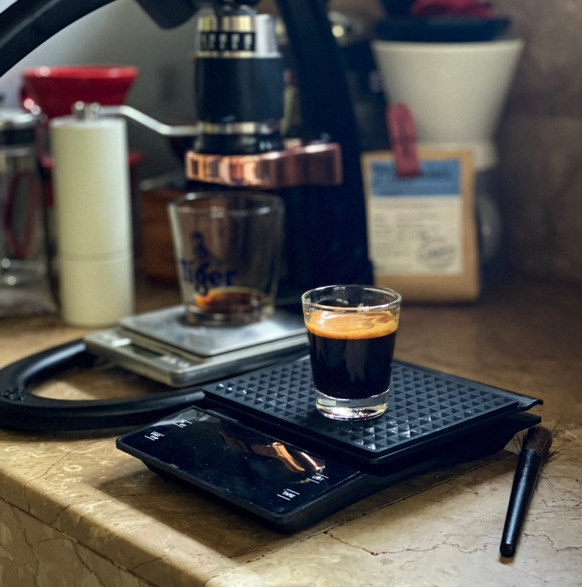 #shareyourkape #eticalifestyleph #flairespressomaker
