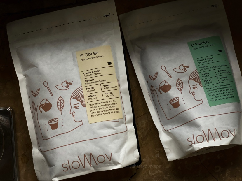 #shareyourkape #slowmov #thirdwavecoffee #uggycafe
