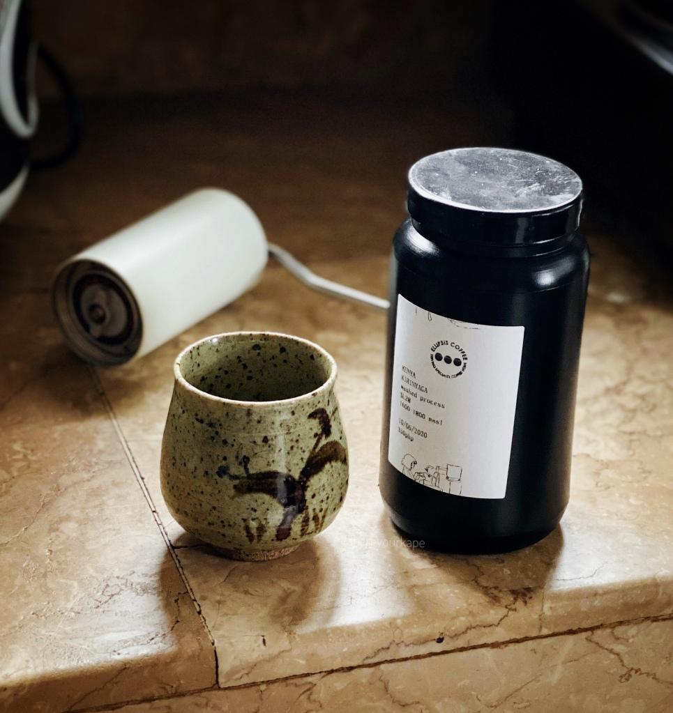 #shareyourkape rimsky-korsakoffee house cool beans coffee roasters