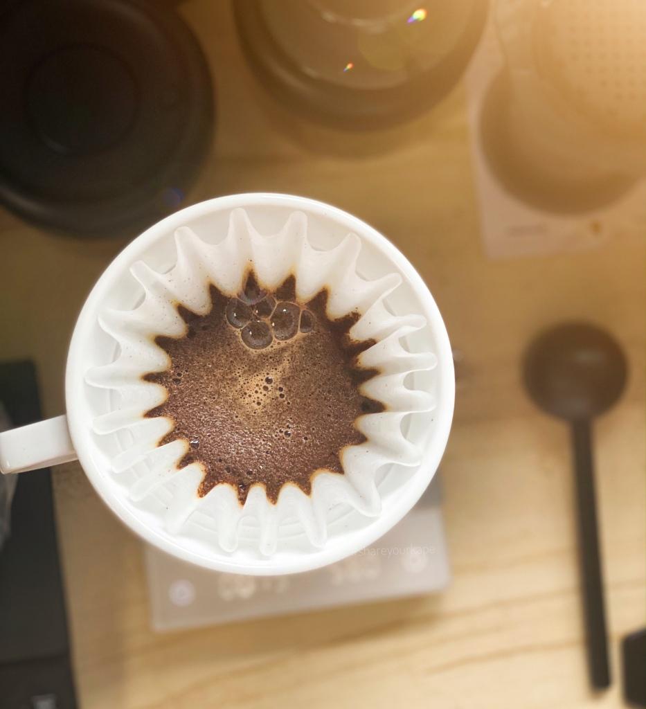 #shareyourkape #noisycoffee #seriouskape