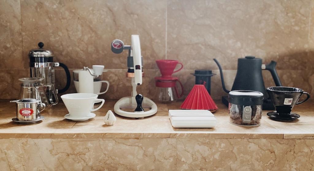 #shareyourkape #coffeeonlock #coffeecorner #flairespressomaker #timemoreph