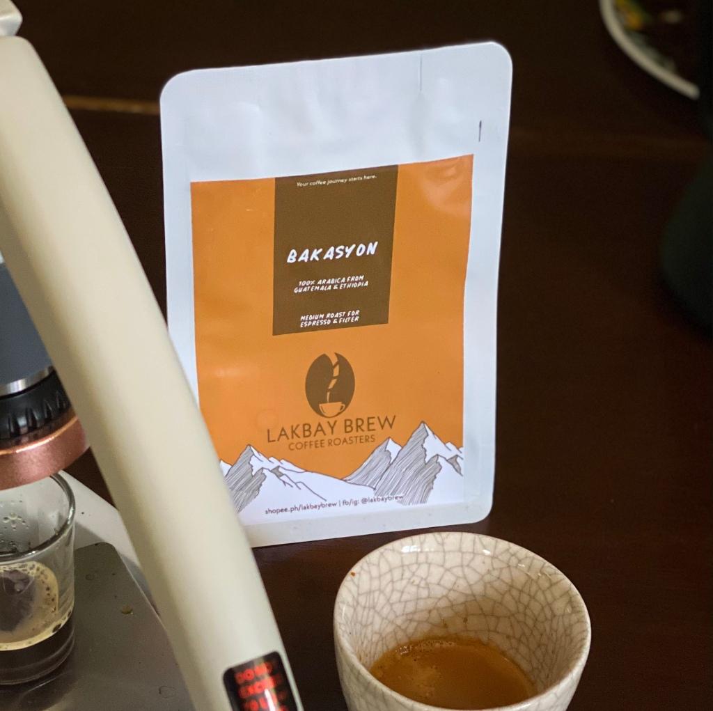 #shareyourkape #lakbaybrew #flairsignature #flairespressomaker