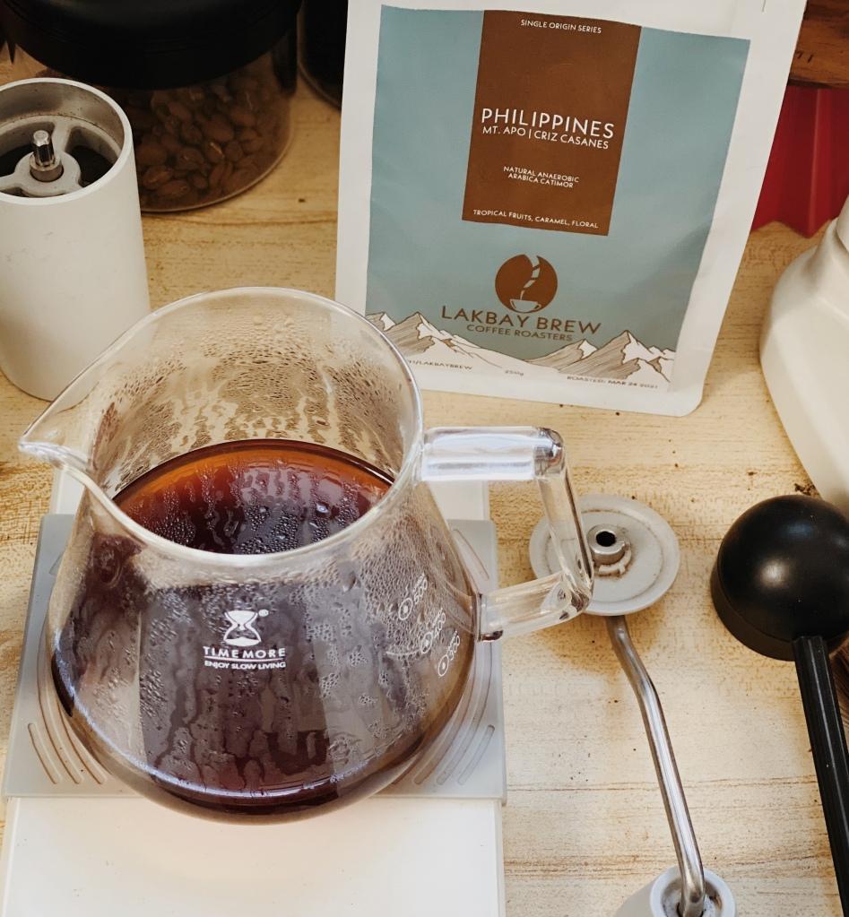 #shareyourkape #demetria #coffeegrading