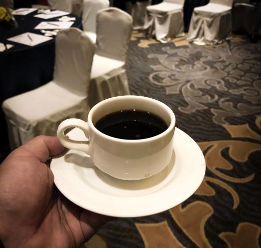 #shareyourkape #notsogoodcoffeeimiss #hotelcoffee #bellevuehotelalabang