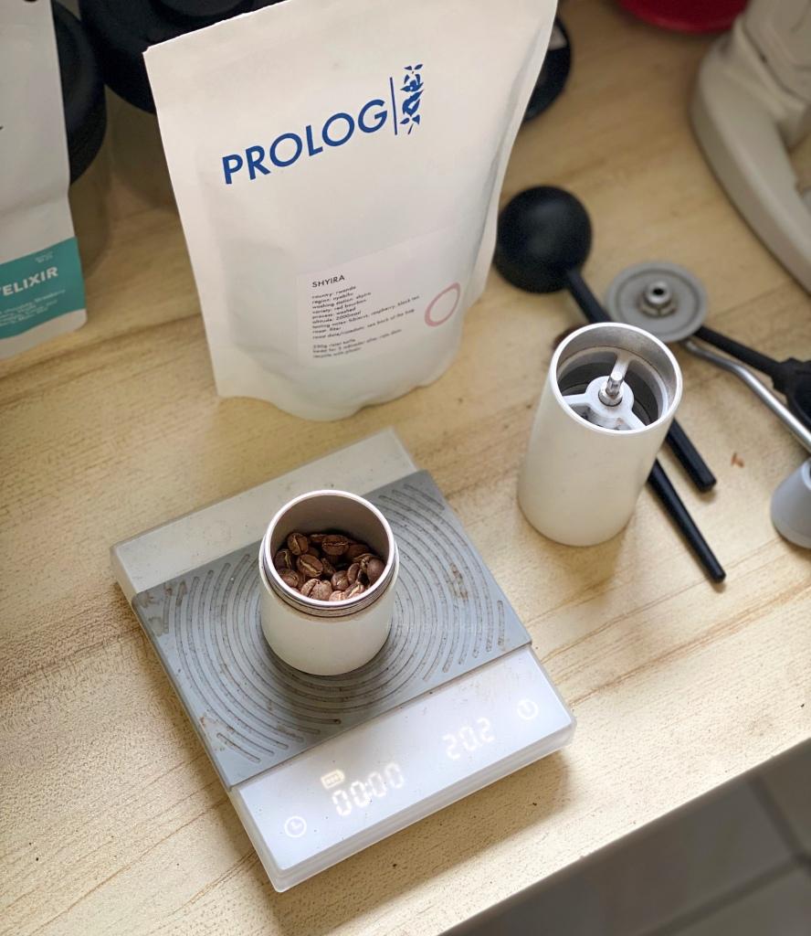 #shareyourkape #uggycafe #prolog #lifeneedscoffee